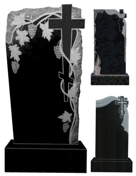 Оформления могильных памятников